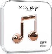 Happy Plugs Earbud Plus - In-ear oordopjes - Roze Goud