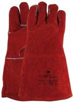 lashandschoenen      rood-bruin   CE/2