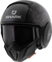 Shark Street Drak Tribute mat zwart antraciet