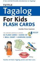 Tuttle Tagalog for Kids Flash Cards Kit Ebook
