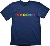 Bubble Bobble T-Shirt Extend Size L