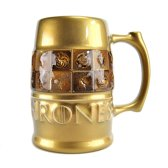 Game of Thrones Galaxic Glaze Sigils Small Tankard Mug 500ml