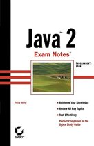 Java 2 Exam Notes