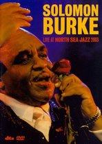 Solomon Burke - Live at North Sea Jazz 2003 (dvd)