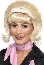 """""""Blonde jaren 50 pruik voor vrouwen - Verkleedpruik - Large"""""""