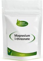 Magnesium l-threonate - 30 capsules - Geheugen en concentratie