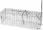 Opvouwbare vangkooi voor ratten