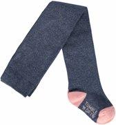 Tumble 'n Dry Meisjes Panty Tessau - Ocean Blue - Maat 98/104