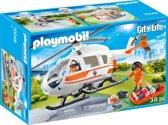 PLAYMOBIL Eerste hulp helikopter - 70048