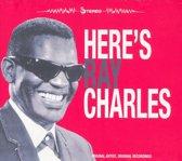 Here's Ray Charles