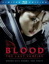 Blood - The Last Vampire (Steelbook) (Limited Edition) (dvd)