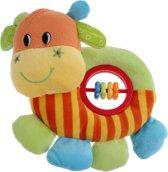 Toi-toys Pluche Rammelaar 22 X 18 X 8 Cm Koe