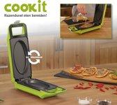 MediaShop Cook It Multigrill Express Cooker - Met draaifunctie!