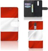 Bookstyle Case Nokia 8 Oostenrijk