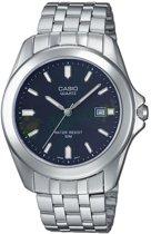 Casio MTP-1222A-2AVEF - Horloge - 41.2 mm - Staal - Zilverkleurig