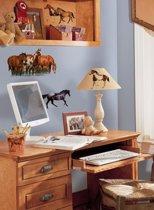 Roommates Wilde paarden - Muursticker