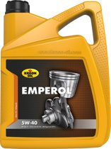 5 L can Kroon-Oil Emperol 5W-40 - 02334