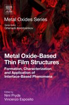 Metal Oxide-Based Thin Film Structures