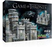 Wrebbit 3D Puzzle - Game of Thrones Winterfell (910)