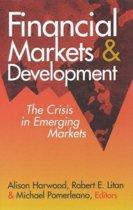Financial Markets and Development