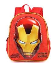 Avengers Iron man jongens rugzak schooltas Armour