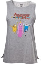 Adventure times - Logo core group womens top - M