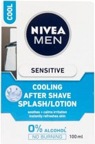 Nivea Aftershave Men – Sensitive Splash/ Lotion 100 ml