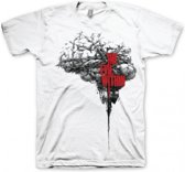 The Evil Within - T-Shirt Brain, maat XL