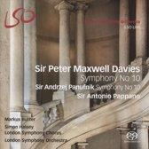Davies / Symphonie No. 10