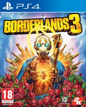 Cover van de game Borderlands 3 - PS4
