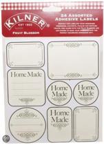 Kilner Etikettenset - 24 dlg - Home made