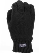 Fostex handschoenen thinsulate zwart XL-XXL