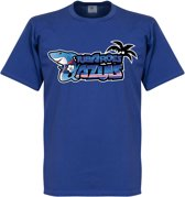 Kaapverdië Tubarões Azuis T-shirt
