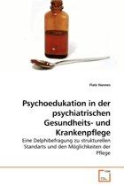 Psychoedukation in Der Psychiatrischen Gesundheits- Und Krankenpflege