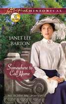 Somewhere to Call Home (Mills & Boon Love Inspired Historical)