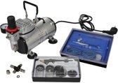 vidaXL 140283 Compressor - 4 bar - 23 liter tankinhoud