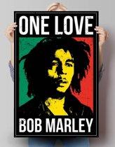 Bob Marley - Poster 61 x 91.5 cm