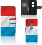 Bookstyle Case Motorola Moto G4 Play Luxemburg