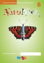 Natuniek (set a 5 ex) 8 werkschrift