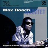 Max Roach Quintet - Swiss Radio Days - Jazz Series Volume 35