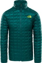 The North Face Thermoball Jas Heren  - Botanical Garden Green - Maat L