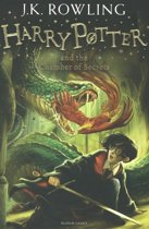Boek cover Harry Potter 2 - Harry Potter and the Chamber of Secrets van J.K. Rowling (Paperback)