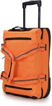 Decent Sport Line Handbagage 53cm Reistas oranje