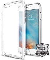 Spigen Ultra Hybrid voor Apple iPhone 6/6s Back Cover - Transparant