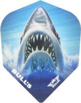 BULL'S Powerflite Solid Shark