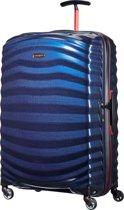 Samsonite Reiskoffer - Lite-Shock Sport Spinner 75/28 (Medium) Nautical Blue/Red