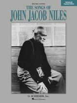 Niles John Jacob Songs of High Voice Revised Edition High Vce Book