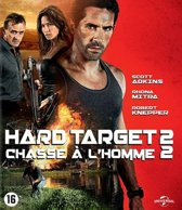 Hard target, (Blu-Ray). BLURAY