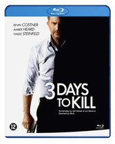 3 Days To Kill (Blu-ray)