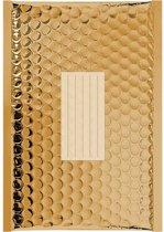 Office Depot luchtkussen enveloppen C/0 - 210x150mm - Goud - 100 stuks